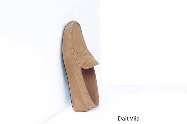 Mocasín de Hombre   Dalt Vila  - Beige 2